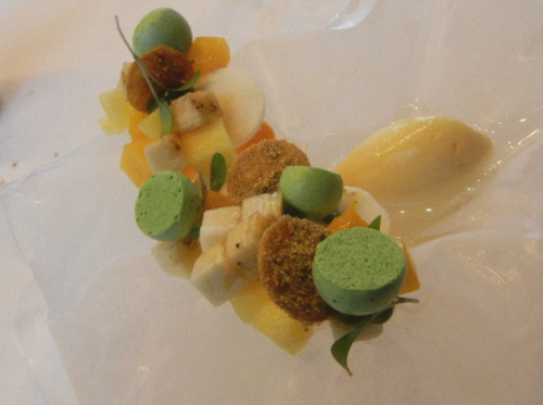 Thai Green Curry Dessert