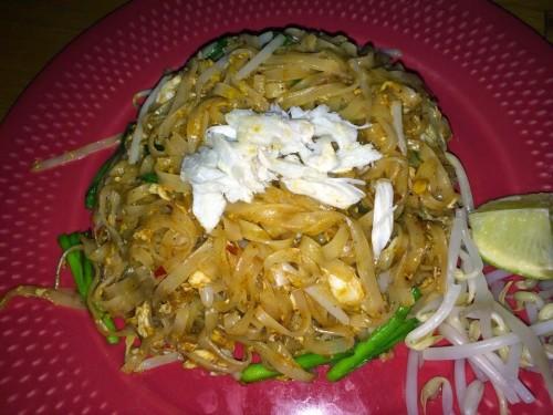 Pad Thai Mun Poo