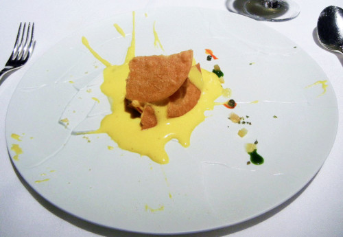 Oops I dropped the Lemon tart