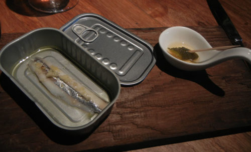 Sardines and Pickles